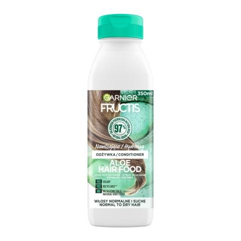 Balzams Fructis Aloe Hair Food 350ml