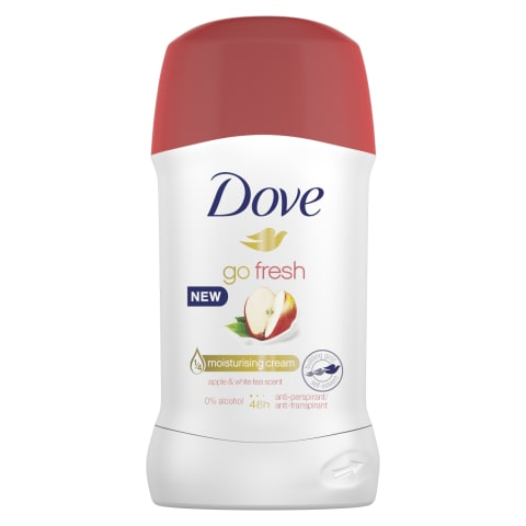 Dezod. Dove Matcha Tea&Apple Stick 40ml