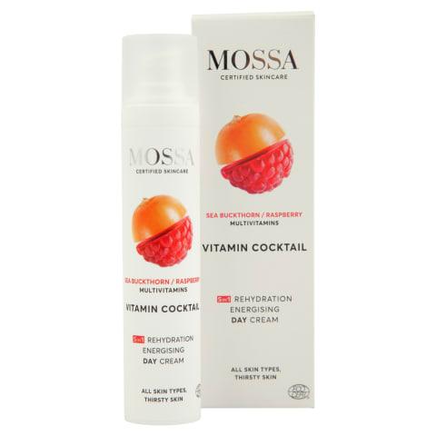 Dienas krēms Mossa Vitamin Cocktail 50ml