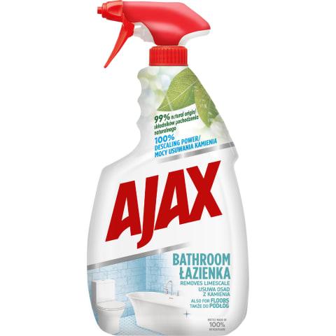 Izm.virsmu tīrīš. Ajax Bathroom 750Ml
