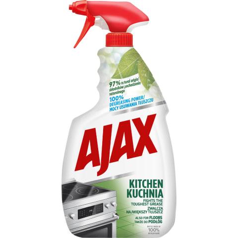 Izm.virsmu tīrīš. Ajax Kitchen 750Ml