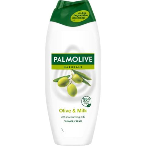 Dušas želeja Palmolive Nat.Olive Milk 500ml
