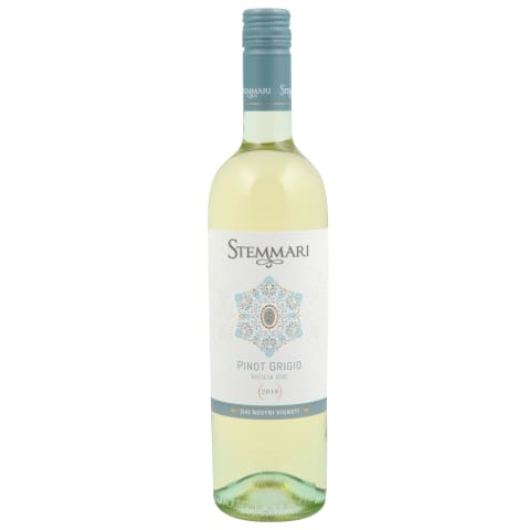 B.v. Stemmari Pinot Grigio 13% 0,75l