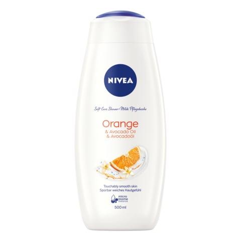 Dušas želeja Nivea Care&Orange 500ml