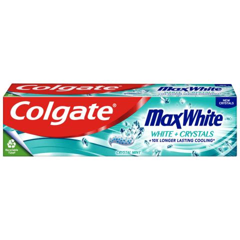 Colgate Zobu Pasta Mw White Crystal100ml