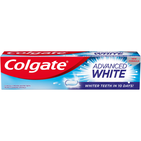 Dantų pasta COLGATE ADVANCED WHITE, 100ml