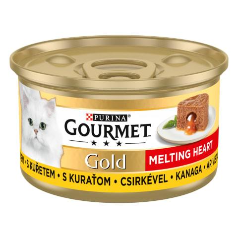 Kassieine Gourmet Gold Kana,pasteet,85g