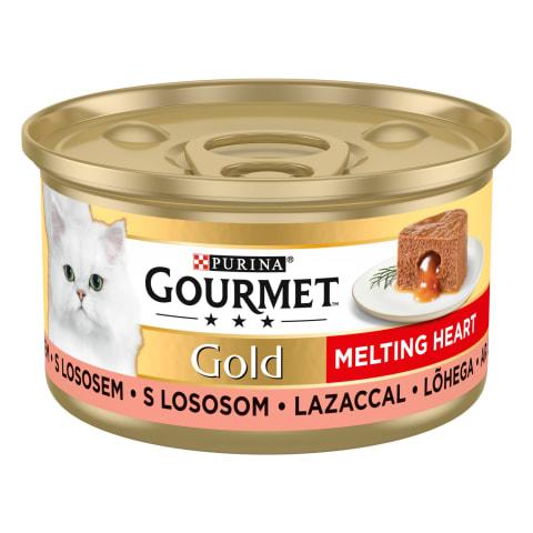 Kassieine Gourmet Gold Lõhe,pasteet,85g