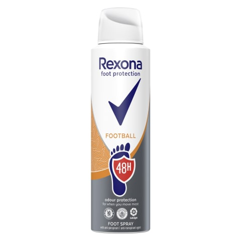 Puršk. dez. Rexona Football Foot 150ml