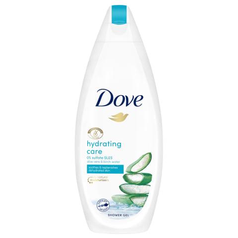 Dušas želeja Dove Aloe Vera sieviešu 250ml