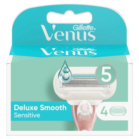 Gillette Venus Extra Smooth kasetes 4gb