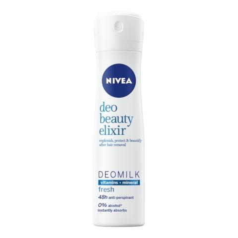 Dez. Nivea Beauty Elixir Fresh sieviešu 150ml