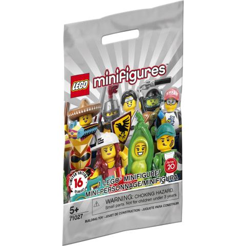 LEGO Minifigūriņas