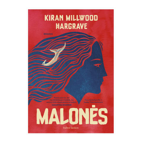 Knyga MALONĖS
