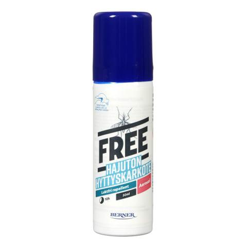Free aerozolis nuo vabzdžių 50 ml