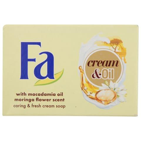 Ziepes Fa Cream&Oil Macadamia 90g