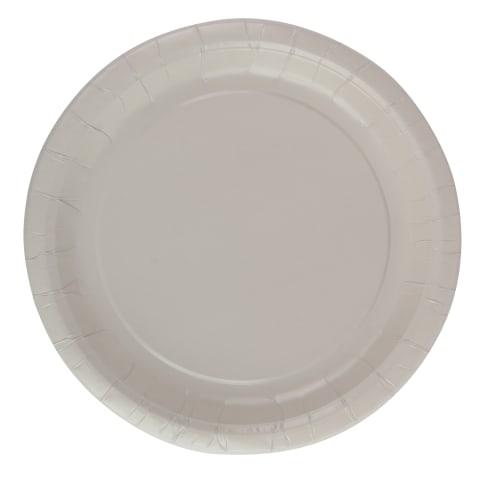 Popierinės lėkštės RIMI Ø22cm smė. 10vnt