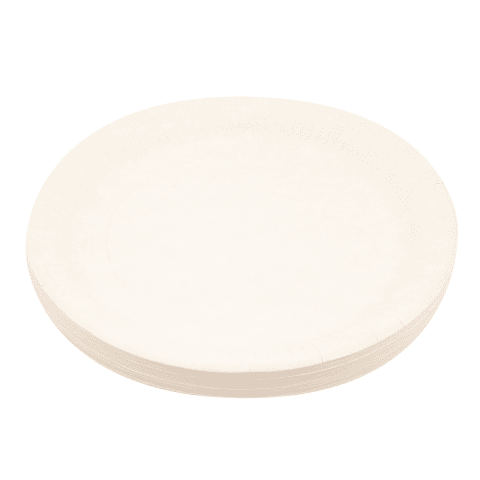 Papīra šķīvji RIMI BASIC d23cm, 20 gab