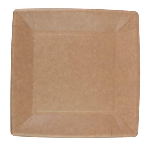 Popierinės lėkštės RIMI 23x23cm, 20vnt.