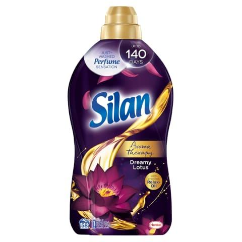 Silan Dreamy Lotus veļas mīkst. 1,45L