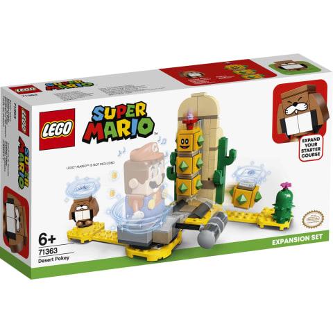 Tuksneša adataiņu papl.komplekts LEGO