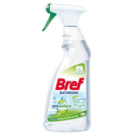 Vannasistabas tīr.BREF Pro Nature, 750ml