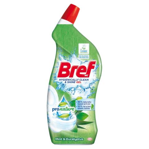 WC tīr.BREF Pro Nature Mint, 700ml