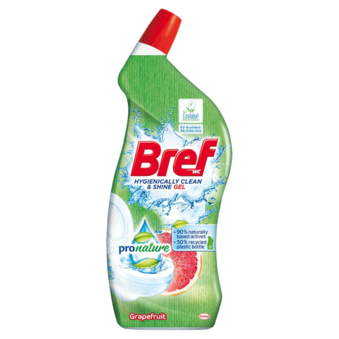 WC tīr.BREF Pro Nature Grapefr., 700ml