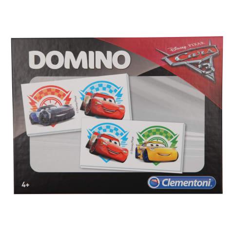 Domino žaidimas CARS