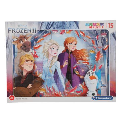 R/l Puzle rāmī 15 Frozen 2