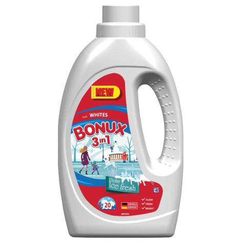 Mazgāšanas gēls Bonux Liquid 1.1L