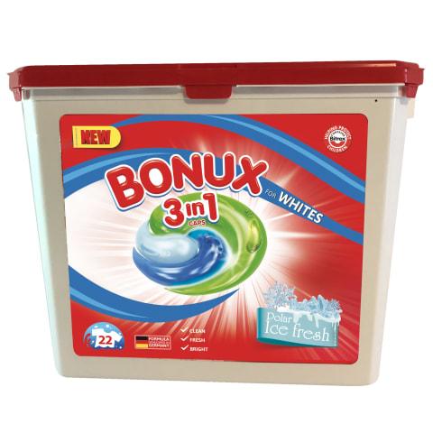 Kapsulas Bonux Ice Fresh 22 gab.