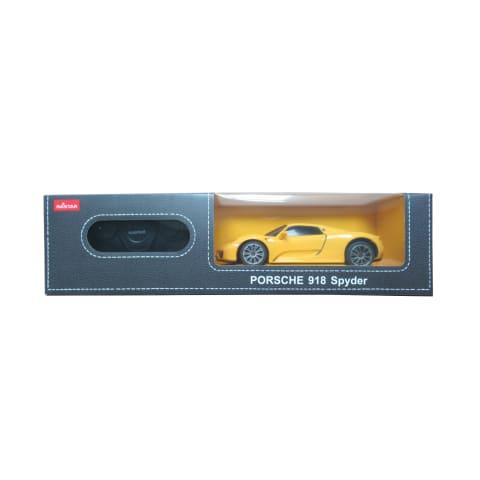 Rotaļlieta RASTAR Porsche 918 1:24
