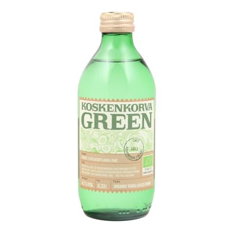 Alko. kokteilis Koskenkorva Green 4,7% 0,33l