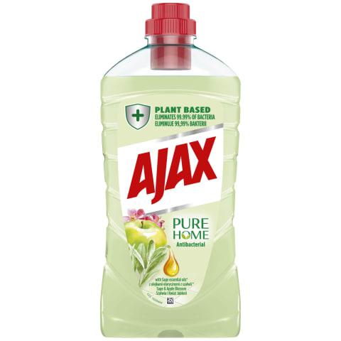 Mājs.virsm.Tīr. Ajax Pure Apple 1000ml