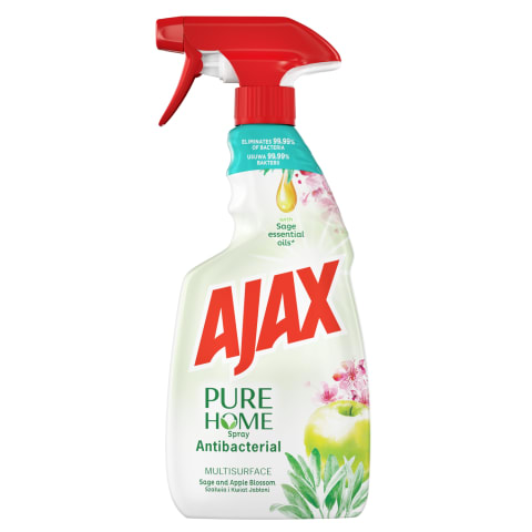 Izsm.Virsmu Tīr. Ajax Pure Apple 500ml