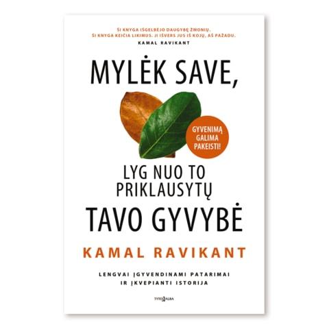 Knyga MYLĖK SAVE
