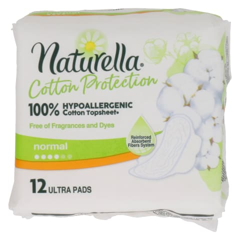 Higiēniskās paketes NATURELLA COTTON, 1