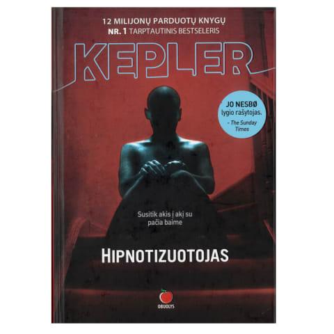 Knyga HIPNOTIZUOTOJAS
