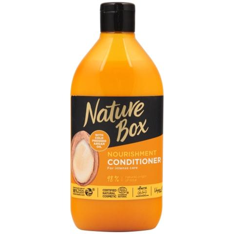 Balzams Nature Box ar argāna eļļu 385ml