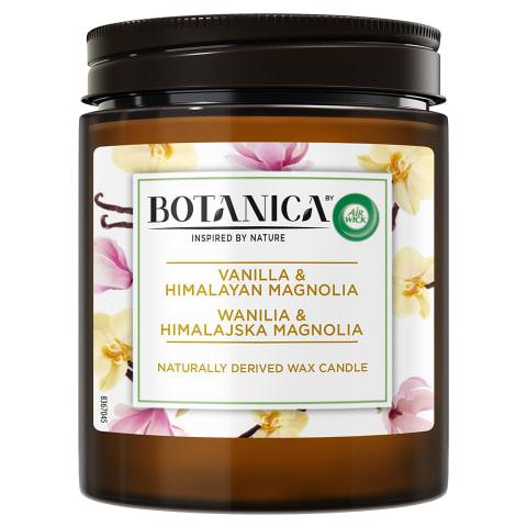 Svece Botanica Vanilla & Magnolia
