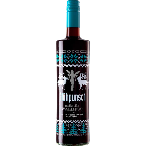 Vīna dzēr. Holla Die Waldfee Glüh. 8,5% 0,75l