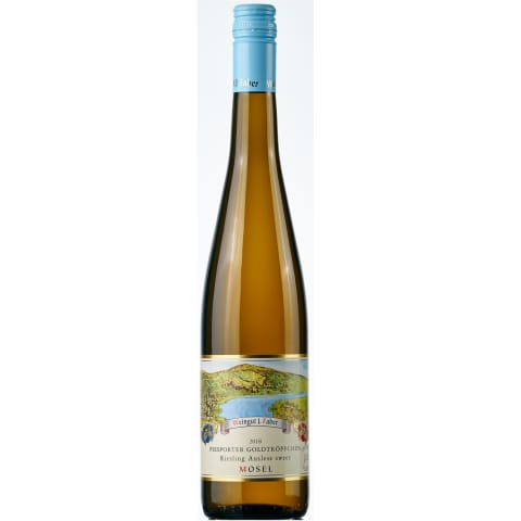 B.v. J.Faber Auslese Riesling 12% 0,75l