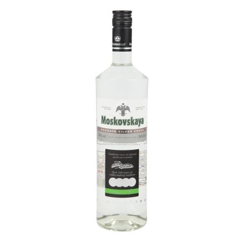 Degvīns Moskovskaya Silver 40% 1l