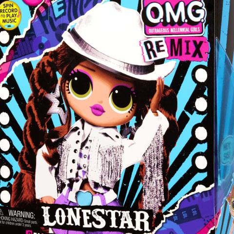 Žaisl. Surprise OMG remix LOL SS21