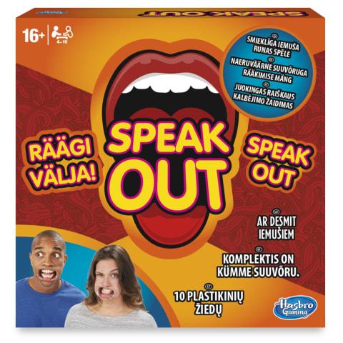 R/l Spēle Speak Out C2018BAL AW20