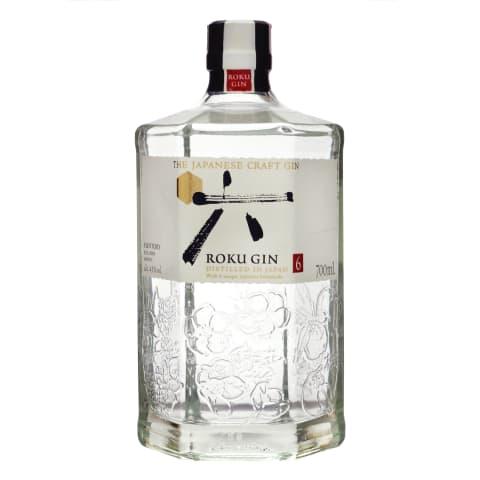 Gin Roku Japanese Craft 43%vol 0,7l