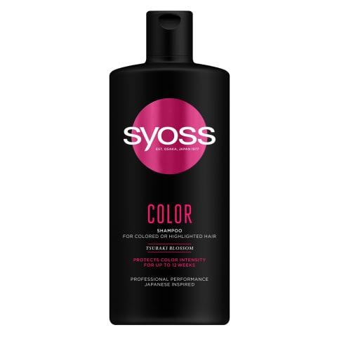 Šampūns Syoss Colorist 440ml