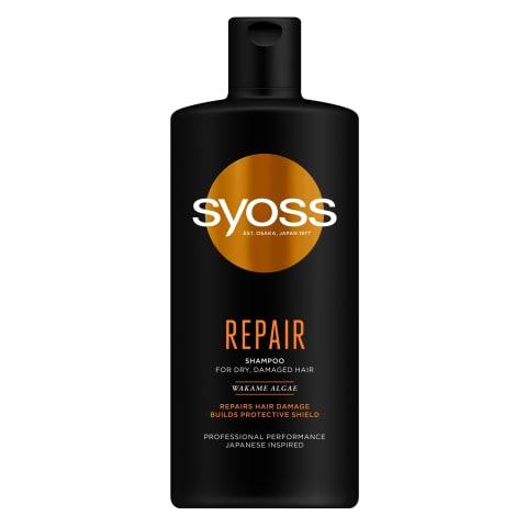 Šampūns Syoss Repair 440ml