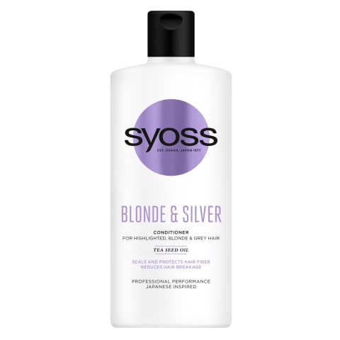 Balzamas SYOSS Blonde & Silever 440ml